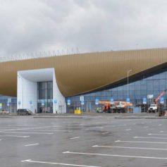 В аэропорту Перми открыт новый терминал
