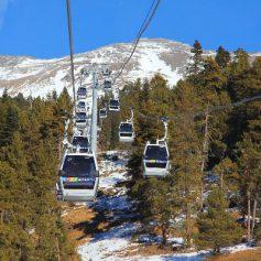 Полпред в СКФО призвал улучшать инфраструктуру на горнолыжных курортах в регионах округа