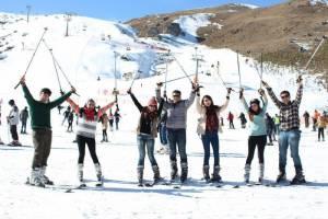 Какие лыжи могут быть в Азербайджане