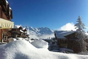 Популярные горнолыжные курорты Европы по-британски