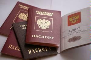 Загранпаспорт по месту жительства будут выдавать быстрее