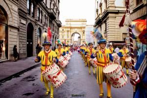 Новый 2019 год уже встречают в Италии