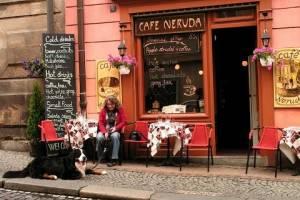 Мэр Праги: если нет цепей, значит сесть можно