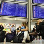 Служащие аэропортов Германии отказываются работать