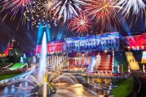 Праздник фонтанов в «Петергофе» состоится 19 мая