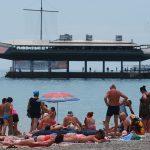 Полиция будет контролировать уровень шума на крымских пляжах