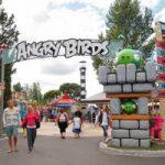 Открылся первый в мире парк развлечений с Blast Bomb, Big Tree и Angry Birds