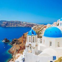 Растет число российских туристов, выбирающих для отдыха Грецию