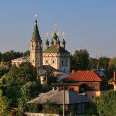 Серпухов может стать десятым городом Золотого кольца