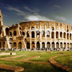 На арену Колизея в Риме вернутся гладиаторы