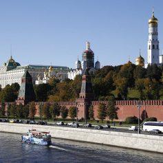 Москва планирует активно продвигать свой туристический продукт в Европе