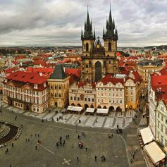 Почему едут жить в Чехию?