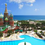 Турция планирует увеличить цены на проживание в отелях