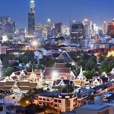 Власти Бангкока усиливают безопасность туристов с помощью нового Siam Hop