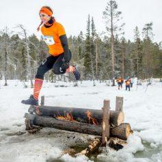 Соревнования Winter Warrior за Полярным кругом