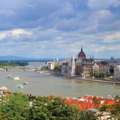 Будапешт стал главным туристическим местом года в Европе