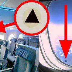 Эксперты показали секретные места в самолёте, которые обычно скрывают от пассажиров