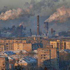 Россия не попала в рейтинг самых грязных стран мира. Среди чистых её тоже не оказалось