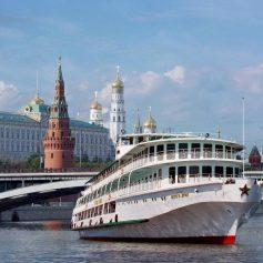 Спрос на летние речные круизы по России растет