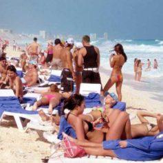 Пляжи Карибского побережья Мексики признаны самыми чистыми и безопасными для отдыхающих