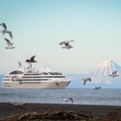 Около 20 круизных лайнеров зайдут в этом году на Камчатку