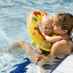 С малышом — на отдых за границу