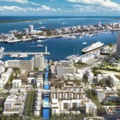 Один из портов Дубая превратят в развлекательный мега-центр в стиле Ривьеры