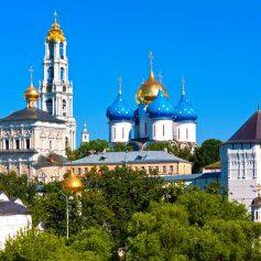 Что посмотреть в России: «Золотое кольцо»
