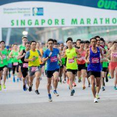 Чем удивит сингапурский марафон в этом году?