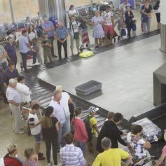 Ситуация с выдачей багажа в Шереметьево стабилизируется к концу июня