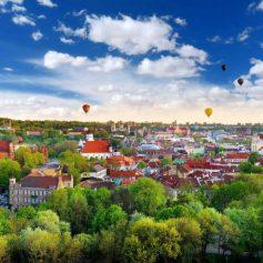 Почему вам очень нужно побывать в Вильнюсе до конца лета