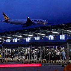 Объем бронирования авиабилетов в Гонконг снизился на 20,2% из-за протестов