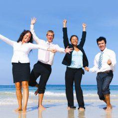 Корпоративный отдых — приятное времяпровождение в кругу коллег
