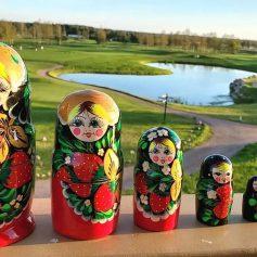 Golf in Russia: в России прошел первый фам-трим для иностранных туроператоров