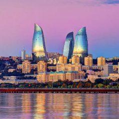 Турпоток в Азербайджан в январе-августе 2019 года увеличился на 8%