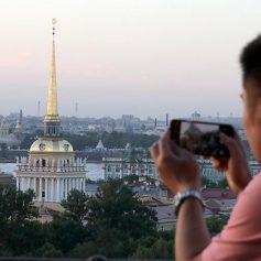 Матвиенко поддержала введение туристического сбора в Санкт-Петербурге