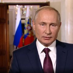 Путин обратился к турбизнесу на генассамблее UNWTO