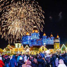 Новый семейный аттракцион откроется в «Сочи парке» в новогодние праздники
