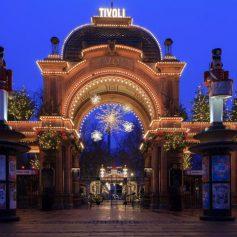 Стало известно, где в Европе лучшие рождественские огни и самая красивая ёлка