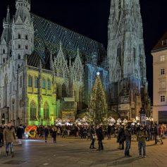 В Вене предотвращен теракт на рождественской ярмарке в центре города