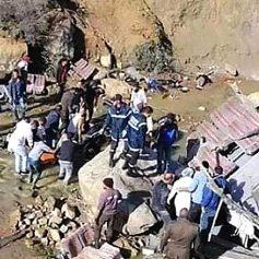 В Тунисе разбился экскурсионный автобус, погибло 24 туриста