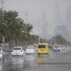Дожди в Арабских Эмиратах бьют все рекорды