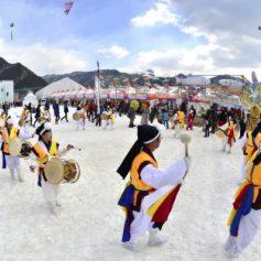 Фестиваль корюшки в Инчже 2020
