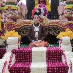 Чиангмай анонсировал грандиозный Фестиваль цветов