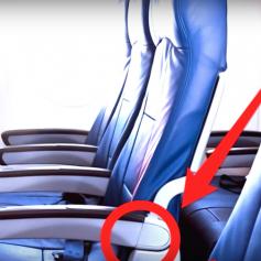 Как правильно откидывать спинку кресла в самолете, чтобы избежать неприятностей