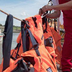 Гид рассказал о правилах безопасности во время водных прогулок