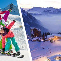 Горнолыжные курорты Европы: снег есть, распродаж туров нет