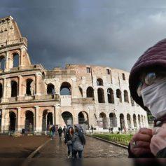 Италия в карантине. Закрылся даже Колизей и музеи Ватикана
