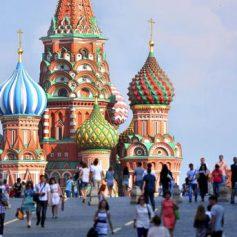 Почти треть европейцев планирует путешествие в Россию в ближайшие годы