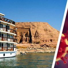 Египет разрешил итальянскому круизному судну причалить в Хургаде, чтобы спасти жизнь туриста